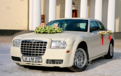 Chirie de autoturisme pentru nunti