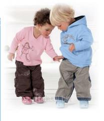 Tailoring for children