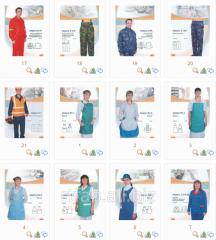 Пошив специализированной одежды