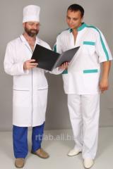 Пошив одежды для медицинских работников