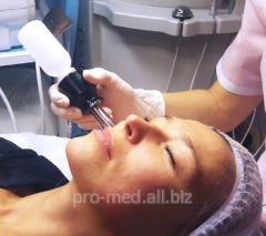 Service cosmetology Elektroporation
