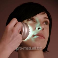 Service cosmetology Chromotherapy