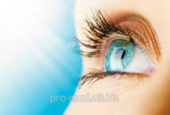 Determination of visual acuity