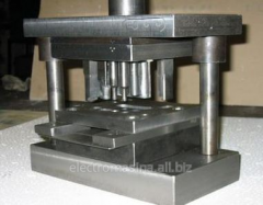 Холодне штампування металевих деталей