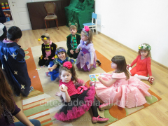 English for children from 3rd to 5 years
