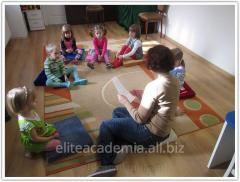 Skazkoterapiya for children from the 3,5th to 7