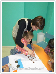 Creativity for preschool children from 5 to 7
