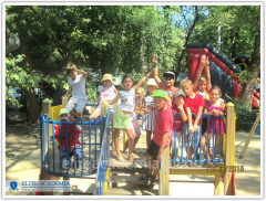 Summer camp for children from 6 to 12 years