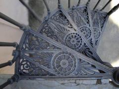 Producția de scări metalice