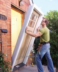 Reparatia ferestrelor si usilor din plastic