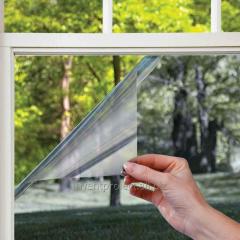 Instalarea sticlei cu protectie solara