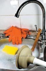 Прочистка канализации в Кишиневе