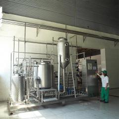 Installation, adjustment and operation equipment
