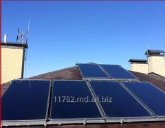 Монтаж солнечных систем