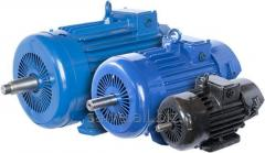 Repair of electric motors.