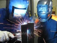 Сварка углеродистых сталей