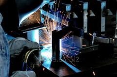 Сварка низколегированных сталей