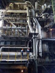 Капитальный и текущий ремонт газовых турбин
