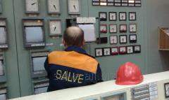 Монтаж и демонтаж газовых турбин