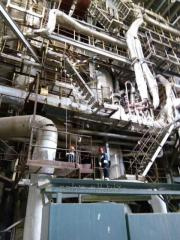 Монтаж и демонтаж паровых турбин