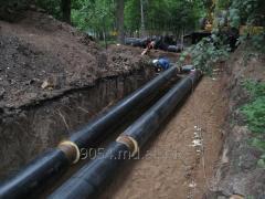 Монтаж инженерных сетей воды