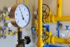 Монтаж инженерных сетей газа