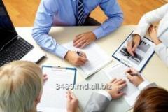 Услуги по консультации по вопросам таможенного оформления