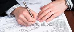 Услуги по оформлению таможенных документов