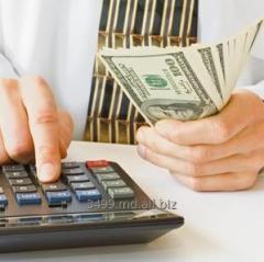 Услуги по расчету таможенных платежей