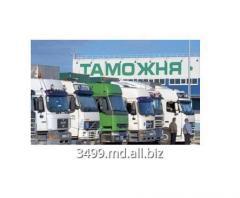 Services in customs escor