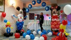 Декор воздушными шарами на любые мероприятия