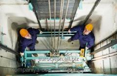 Обслуживание лифтов и эскалаторов