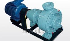 Repair of axial and centrifugal pumps