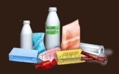 Производство упаковки для продуктов