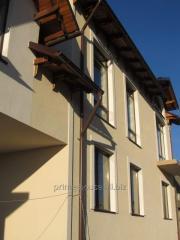 Строительство домов(Constructia caselor)