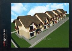 Строительство частных домов(Constructia caselor private)