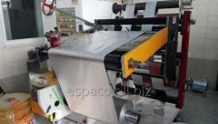 Rewinding and cutting of roll materials -Espaco