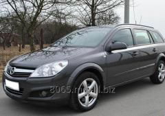 Car rental Opel Astra H, Sedan, 2008