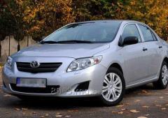 Прокат автомобиля Toyota Corolla, Sedan, 2011