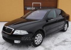 Car rental Skoda Octavia M / T, Sedan, 2008