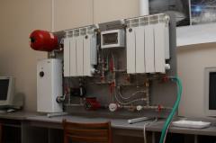 Теплогазоснабжение и водоотведение