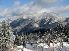 Hai la ski in Romania! Pachete turistice cu transport