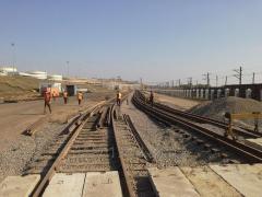 РЕМОНТ Ж/Д ПУТИ В МОЛДОВЕ, reparații de cаlea ferată din Moldova