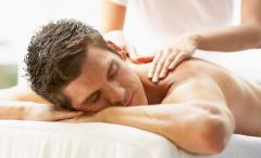 Спа-комплекс для мужчин Full day spa Robinzon