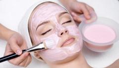 Ультразвуковая терапия лица+маска
