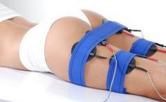 Myostimulation of body