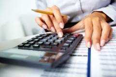 Organizarea contabilit ăţ ii financiare și