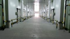 Rental of industrial refrigeration equipment