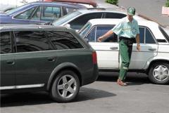 Стоянка для легковых автомобилей посуточно