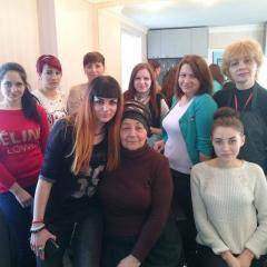 Обучение парикмахеров, Кишинев